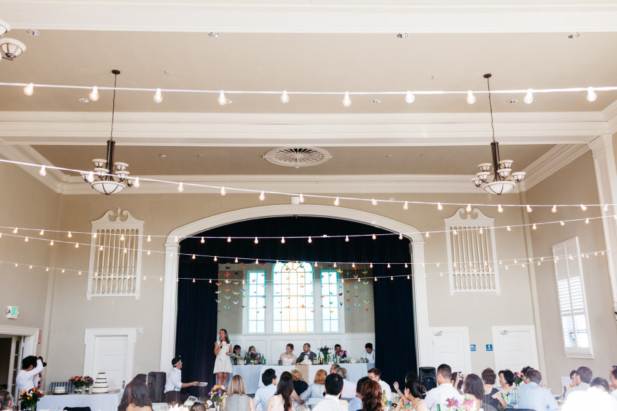 great hall wedding photos