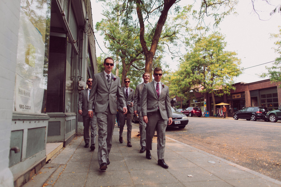 ballard groomsmen photos