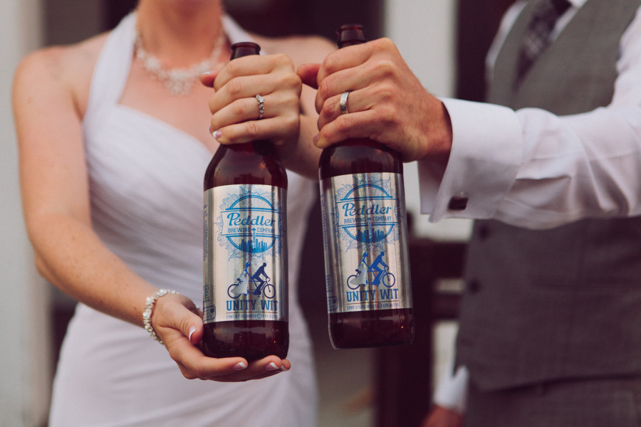 seattle brewery wedding photography photos