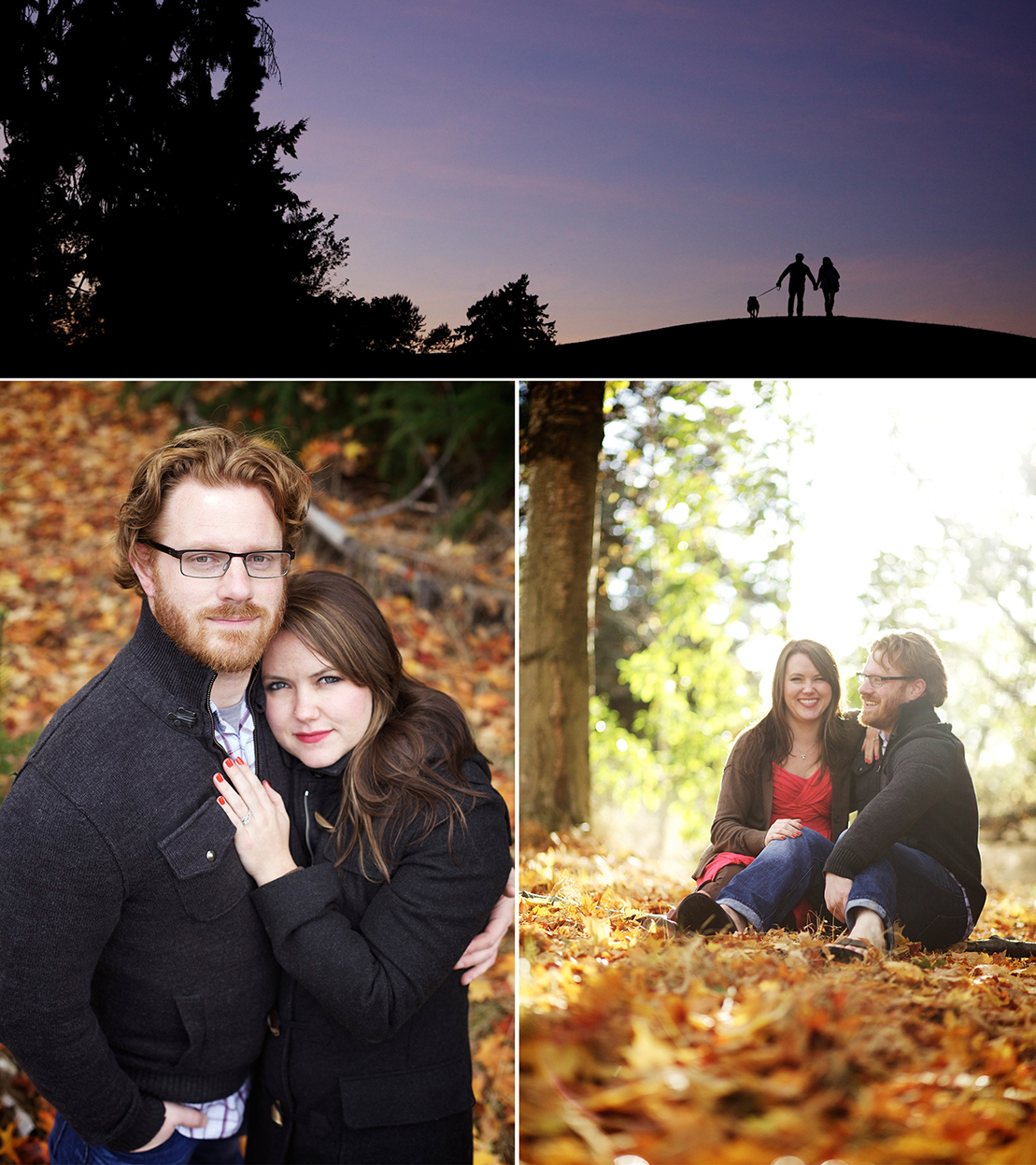 John and Collyn seattle engagment