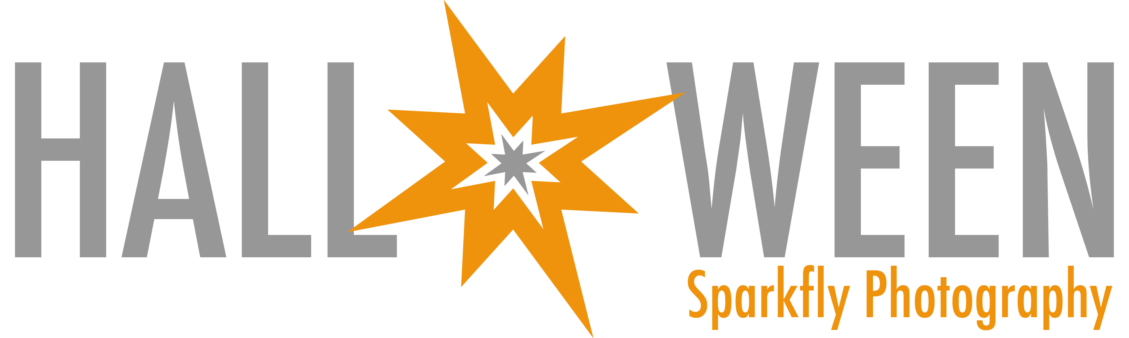 Halloween Logo Sparfkly