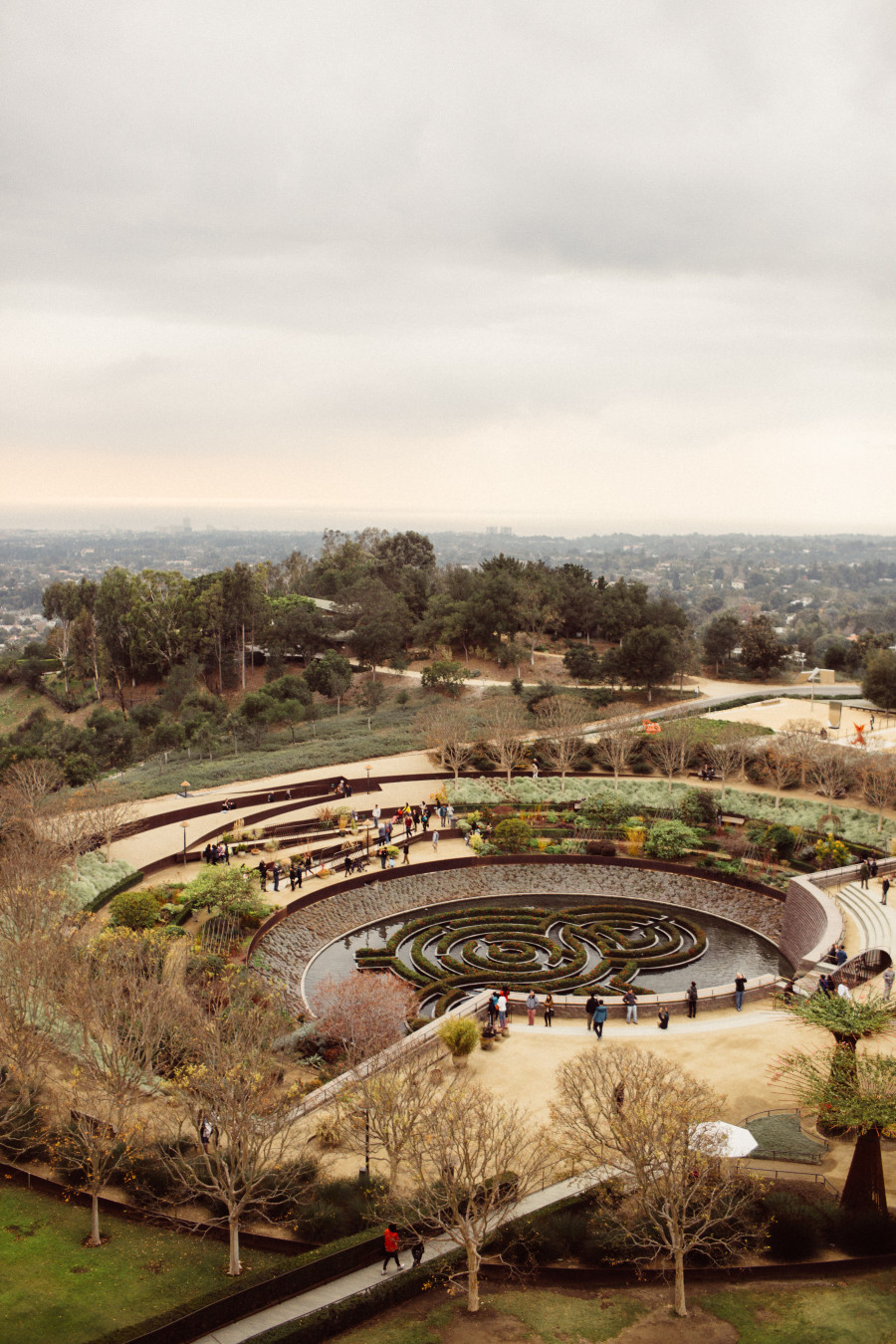 california holidays at the getty