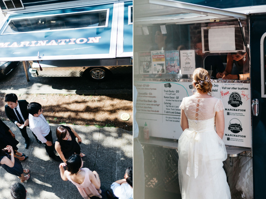 marination mobile wedding