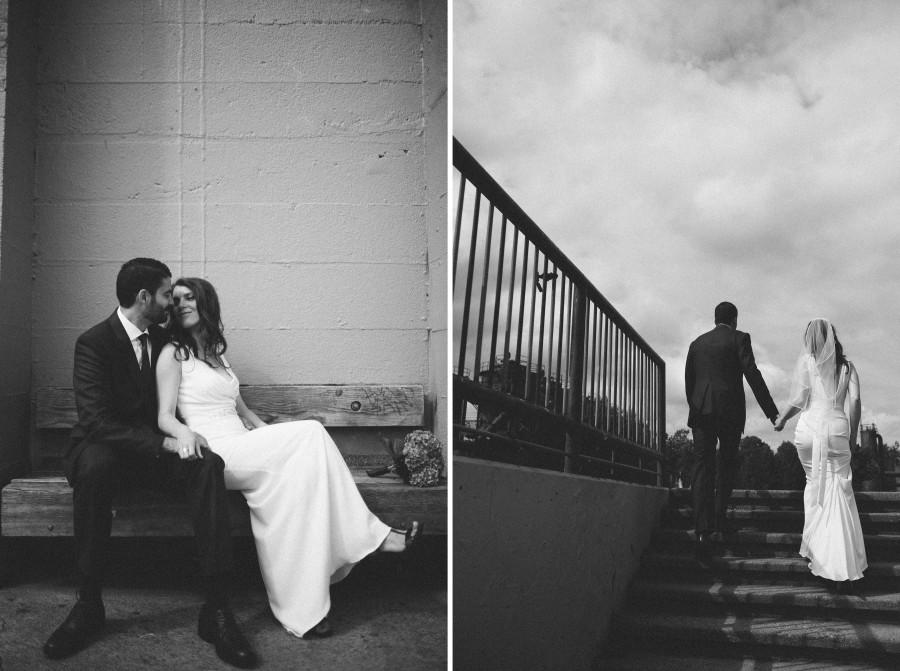 seattle wedding portraits gas works park