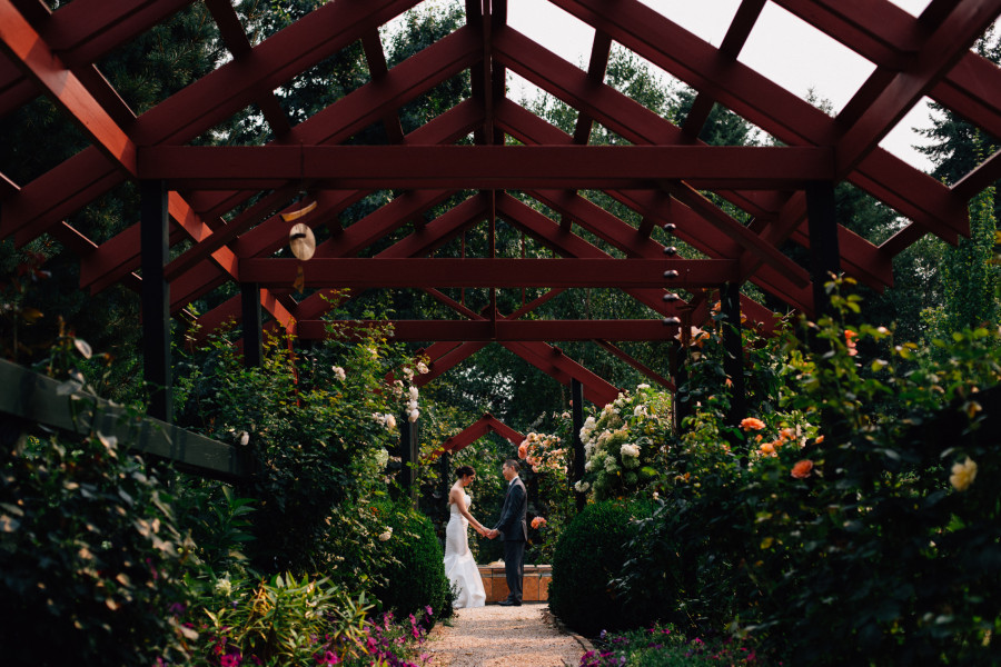 froggsong gardens wedding