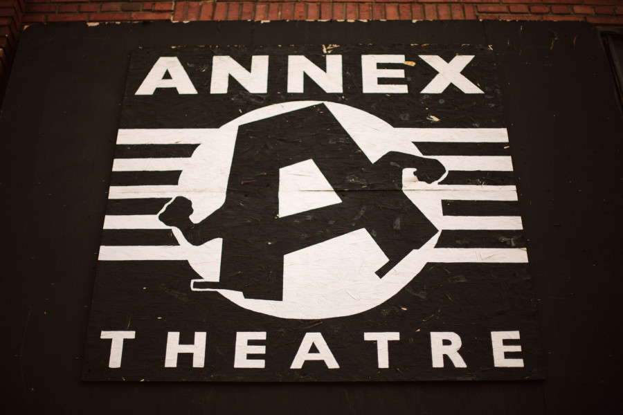 annex theater wedding