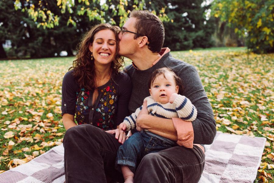 family photos green lake seattle