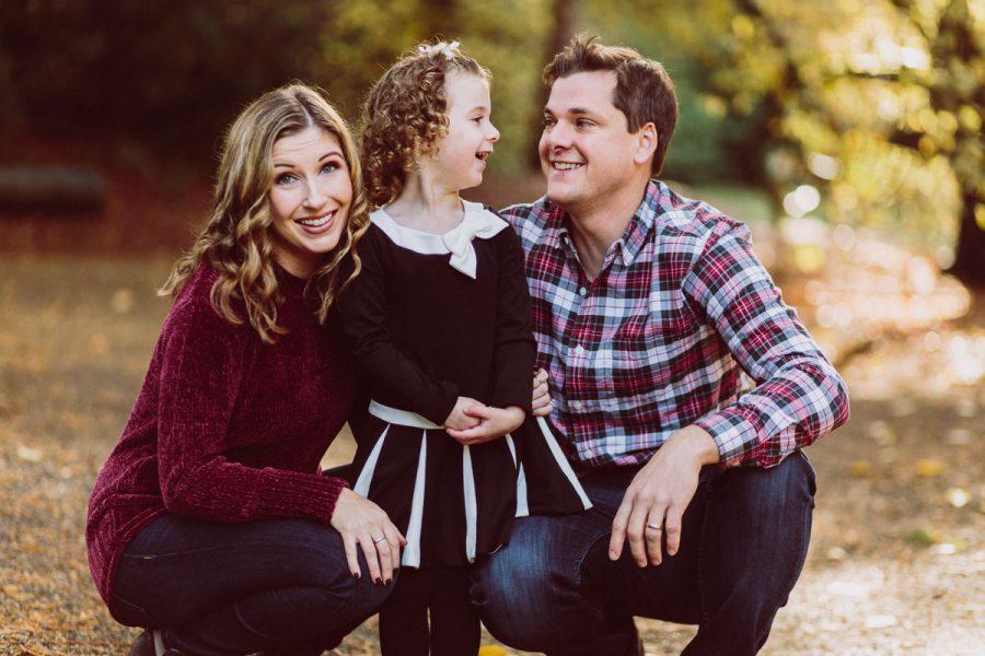 seattle arboretum family photos