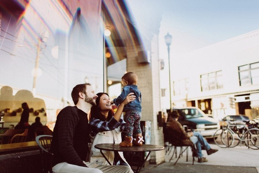 Family Photography: Georgetown