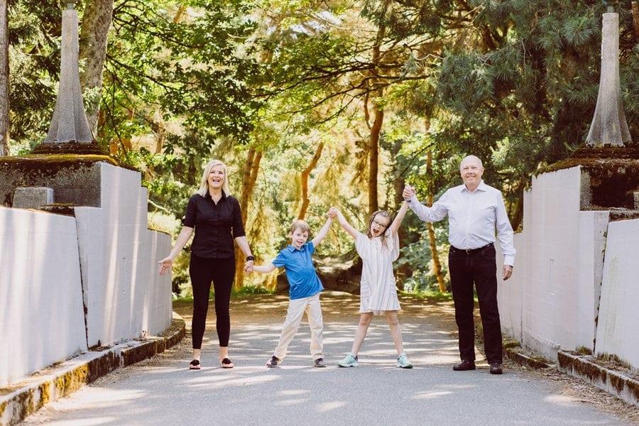 Grandparent Family Photos
